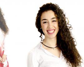 Chiara Salvador, cantante