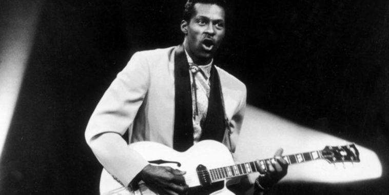 Chuck-Berry-chitarrista